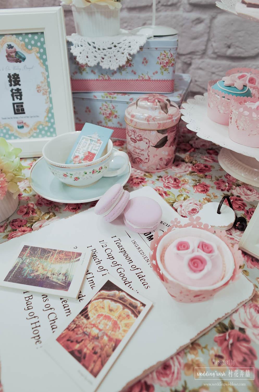 Pink Sweet 甜美粉紅